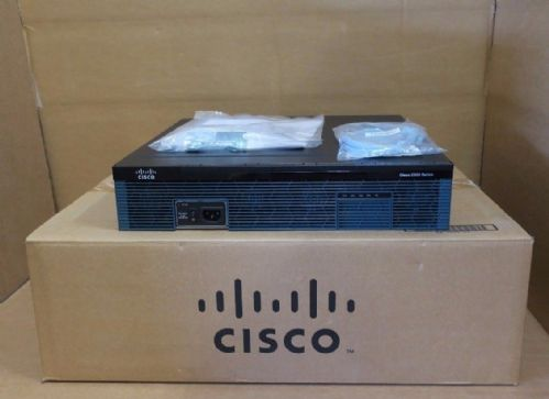 Cisco 2951/K9 Integrated Services Gigabit Wired Router CISCO2951/K9 C2951/K9